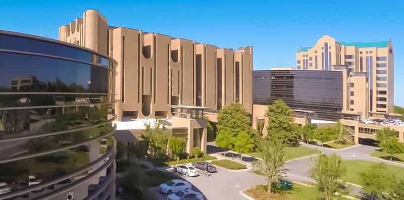 Working at McLeod Health Hospital
