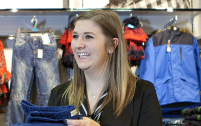 Photo of Beth, Primark Supervisor.