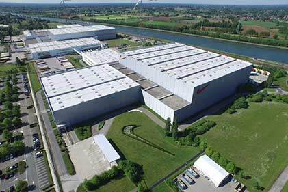 EU Logistics Campus