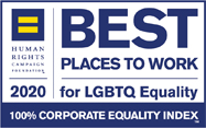 Best Place To Work for LGBTQ
