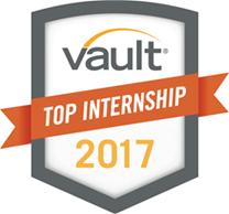 Vault Top Internship 2017