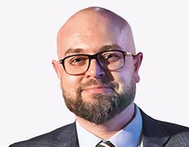 Łukasz Barcz, Kierownik Krajowy ds Techniczno-Handlowych FOAMGLAS®