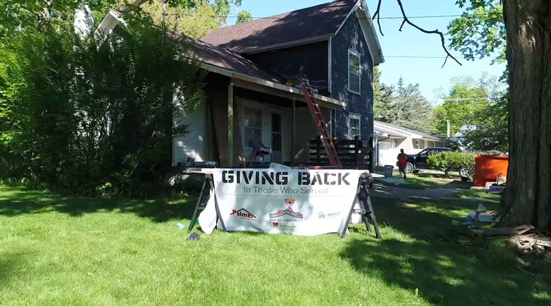 Video: Owens Corning Roofing Gives Back