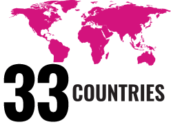 33 Countries