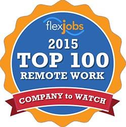 "PAREXEL Named a 2015 FlexJobs ""Top 100 Company for Remote Jobs"""