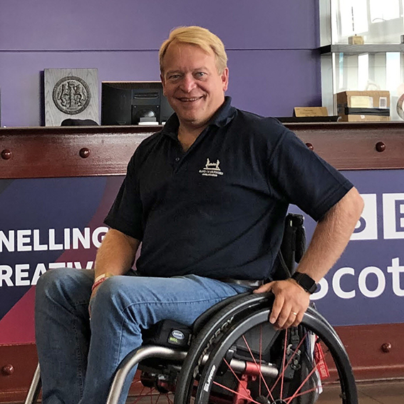 David shares what is involved to get the right research solution to clients and patients. As a differently-abled person, he talks about his experience and achievements whilst working at Parexel.