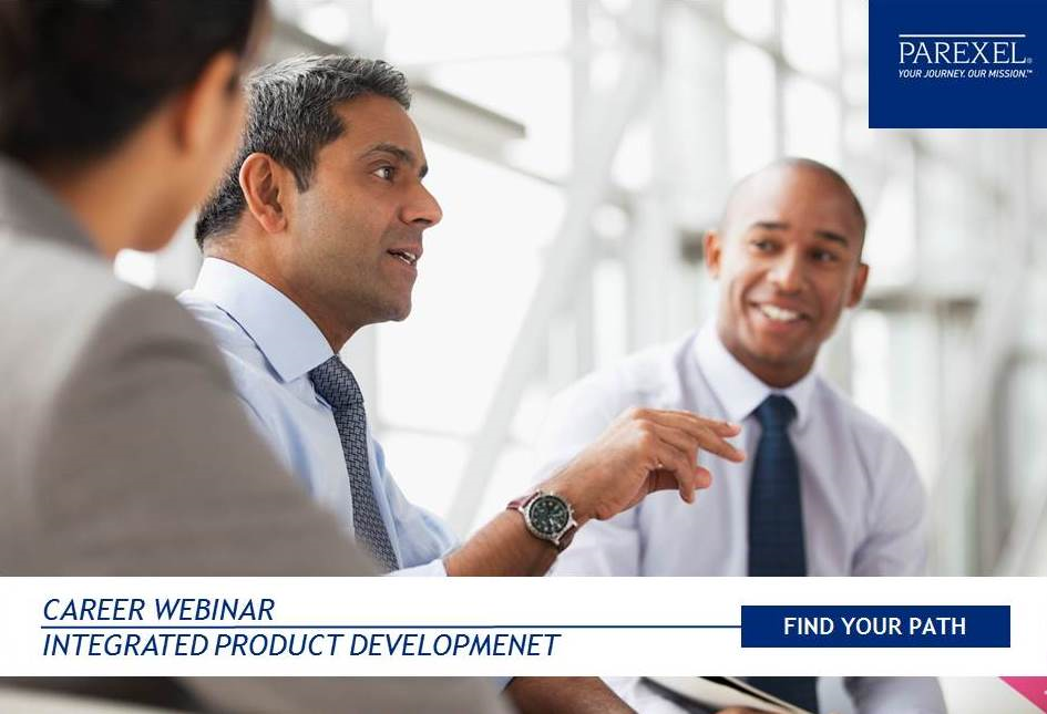 Integrated Product Development Career Webinar
