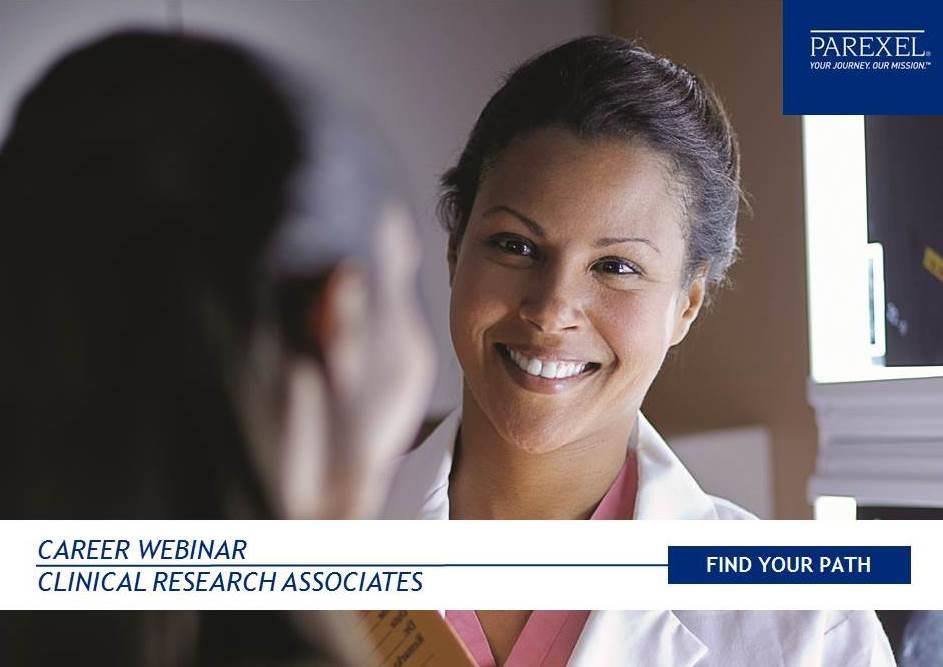 Clinical Research Associates Career Webinar