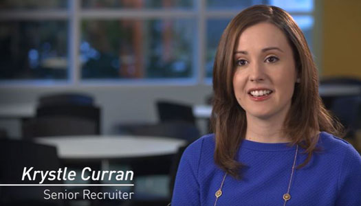 Employee Voices - Krystle Curran