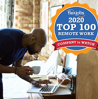 Flexjobs Company to Watch 2020: Top 100 Remote Work