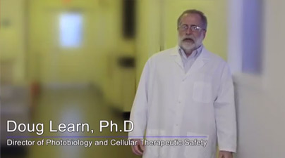 Meet Doug Learn, Director of Photobiology and Cellular Therapeutic Safety at Charles River