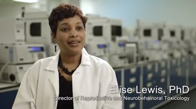 Meet Elise Lewis, Director of Reproductive and Neurobehavioral Toxicology at Charles River