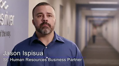 Meet Jason Ispisua, Sr. Human Resources Business Partner at Charles River