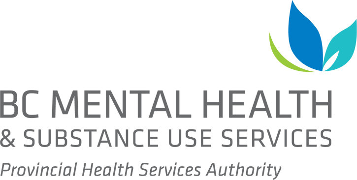 BC Mental Health & Substance Use Services - Provincial Health Services Authority logo
