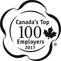 Canada's Top 100 Employers 2017