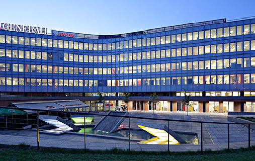 Learn about P&G Headquarter in Cincinnati