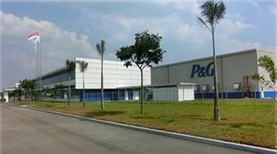 P&G in Indonesia