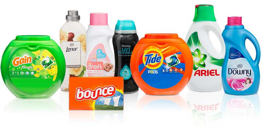 What is procter and gamble products innovations at procter and gamble