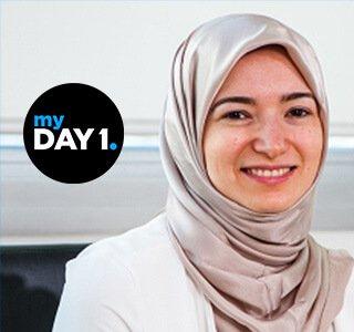 Femme portant le hijab.