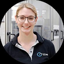 Theresa, Process Engineer