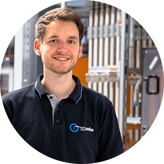 Florian, Process Engineer