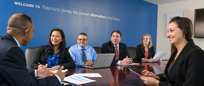 Working at Raymond James Financial