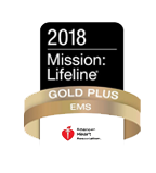 2018 Mission Lifeline Gold Plus